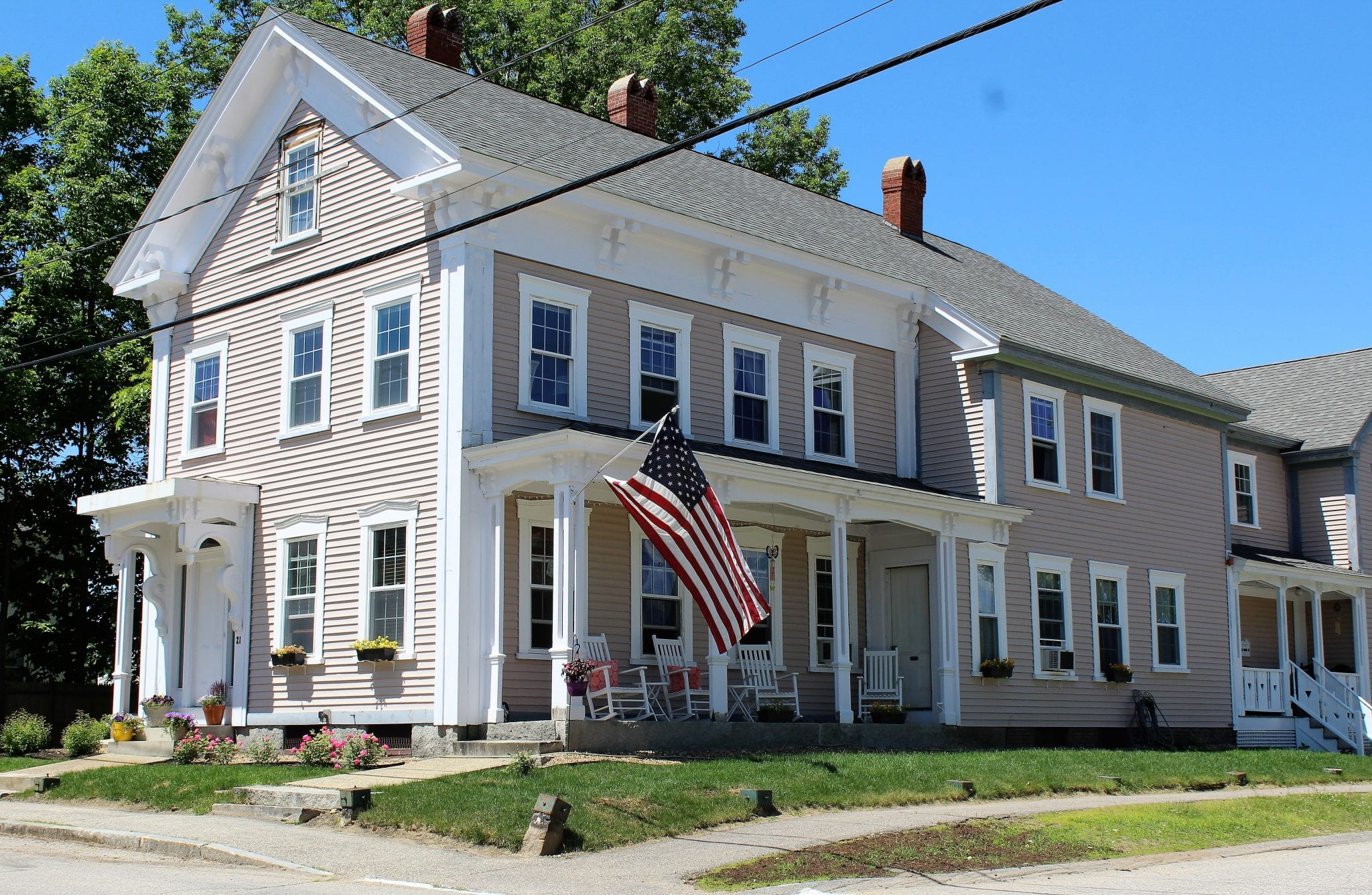 Lydia's House of Hope, Somersworth New Hampshire